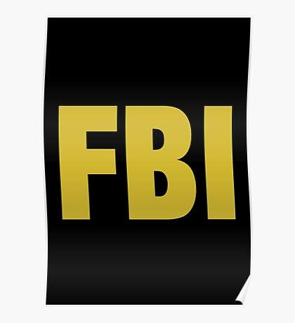 the X-files FBI Dana Scully & Fox mulder Jacket Poster