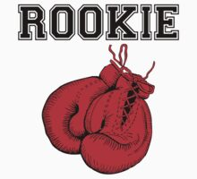 Boxing Rookie Baby Tee