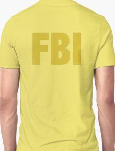 the X-files FBI Dana Scully & Fox mulder Jacket T-Shirt