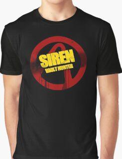 Siren Graphic T-Shirt