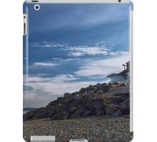 Alki Point Lighthouse iPad Case/Skin