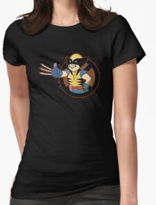 X- Boy Womens Fitted T-Shirt