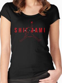 Air Shinigami Women's Fitted Scoop T-Shirt