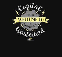 Capital Wasteland Unisex T-Shirt