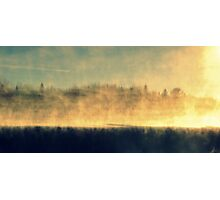 Water fog Photographic Print
