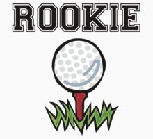 Golf Rookie Kids Clothes