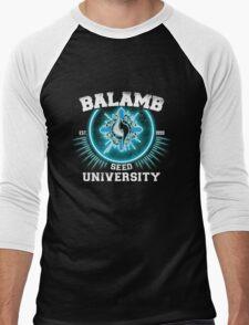 Balamb university Men's Baseball ¾ T-Shirt