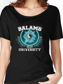Balamb university Women's Relaxed Fit T-Shirt