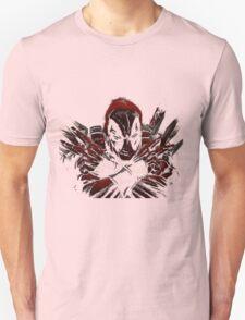 deadpool comic superhero T-Shirt