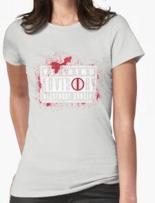 Villains Advisory T-Shirt
