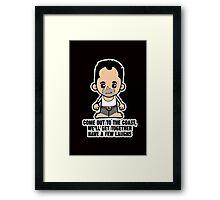 Lil McClane Framed Print