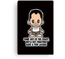 Lil McClane Canvas Print