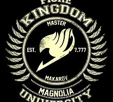 magnolia university cream by Soulkr