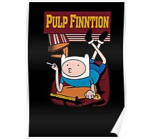 Pulp Finntion Poster