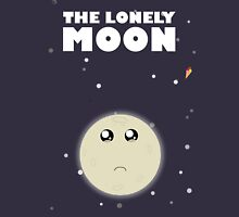 The lonely moon Unisex T-Shirt