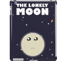 The lonely moon iPad Case/Skin