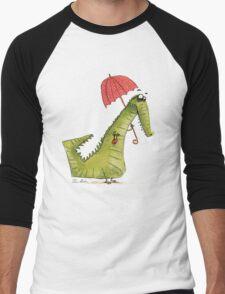 Crocodile fashion Men's Baseball ¾ T-Shirt