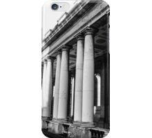 Column-Orientedness iPhone Case/Skin