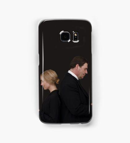 Letter to Downton Anna & John Bates Samsung Galaxy Case/Skin
