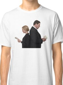 Letter to Downton Anna & John Bates Classic T-Shirt