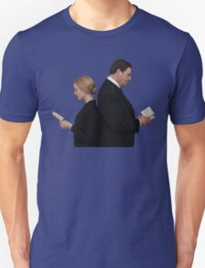 Letter to Downton Anna & John Bates Unisex T-Shirt