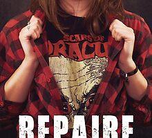Affiche Repaire 2 by RepaireLeFilm