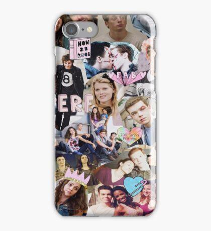 Shameless cover iPhone Case/Skin