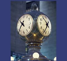 Grand Central Station Clock T-Shirt