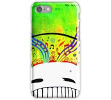Just Jam'n To Some Tunes iPhone Case/Skin