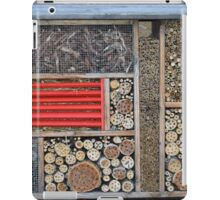 Insect House iPad Case/Skin