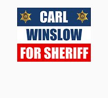 Carl Winslow for Sheriff 3 Women's Relaxed Fit T-Shirt