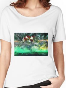 Holiday Homes Women's Relaxed Fit T-Shirt