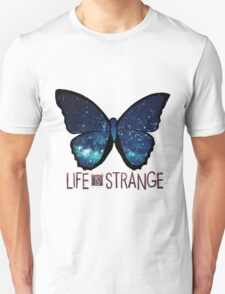 Life is Strange Galaxy Butterfly Unisex T-Shirt