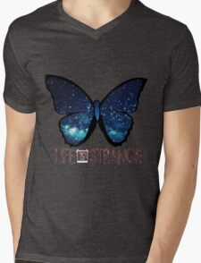 Life is Strange Galaxy Butterfly Mens V-Neck T-Shirt
