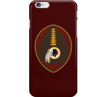 Redskins Vector Football  iPhone Case/Skin