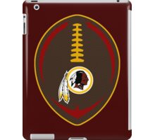 Redskins Vector Football  iPad Case/Skin