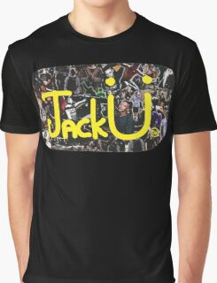 Jack U diplo skrillex Graphic T-Shirt