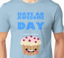 Birthday muffin Unisex T-Shirt