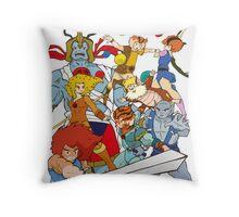 Little Cuties: Thundercats Throw Pillow
