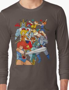 Little Cuties: Thundercats Long Sleeve T-Shirt
