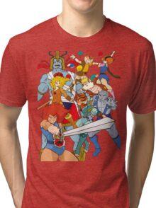 Little Cuties: Thundercats Tri-blend T-Shirt