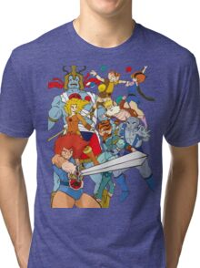 Little Cuties: Thundercats Tri-blend T-Shirt