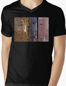urban shaman downtown Mens V-Neck T-Shirt