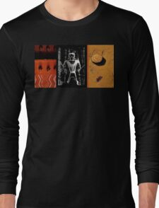 urban shaman downtown 2 Long Sleeve T-Shirt
