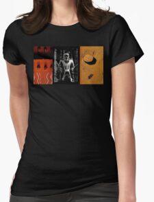 urban shaman downtown 2 Womens Fitted T-Shirt
