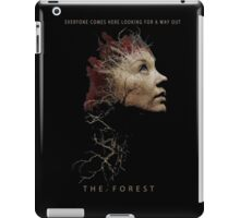 The Forest movie 2016 iPad Case/Skin