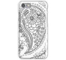 Paisley Fun iPhone Case/Skin