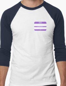 Hello, My PRONOUNS Are (Nonbinary Purple) T-Shirt