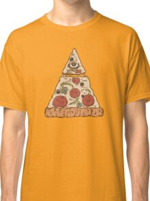 Conspiracy pizza Classic T-Shirt