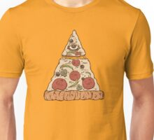 Conspiracy pizza Unisex T-Shirt